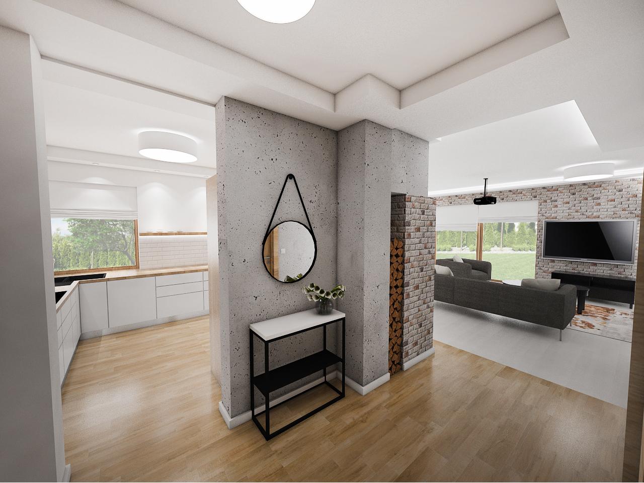 Salon Z Otwartą Kuchnią Małgorzata Duraj
